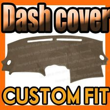 Fits 1998-2001 NISSAN  ALTIMA  DASH COVER MAT  DASHBOARD PAD  /  TAUPE