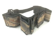"""Magellan Gear Camouflage  Label 2"""" Tactical Fishing Belt With Pockets"""