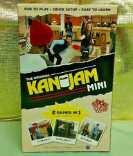 Tailgate Game Set- Kan Jam Mini- Party Drinking Sports Event Football NIB