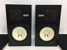 Yamaha NS-10M Studio Monitor Speakers #336246 With XLR Terminals