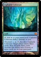 Foil CEPHALID COLISEUM From the Vault: Realms MTG Land Rare