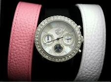 New Rocawear The Switch 3 Bands Chronograph Women Watch 38mm RL212100 $179.00