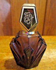 Elizabeth Taylor Empty Purple Passion Bottle Spray Naturel Vaporisateur Perfume