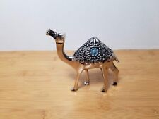 Cast Metal CAMEL Figurine Sculpture Figure Unique Decorative Item