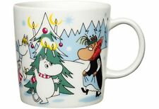 Moomin Mug Christmas Under The Tree Winter Season 2013 Arabia Finland