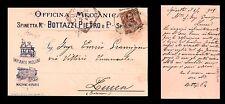 Spinetta Marengo - Officina meccanica - Bottazzi Pietro 4.2.1905