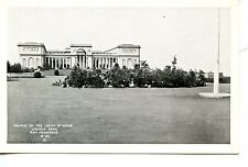 Lincoln Park-Legion of Honor-San Francisco-California-Bardell Vintage Postcard
