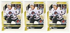 50ct Nick Leddy 2010-11 ITG Heroes & Prospects Hockey Rookie RC Lot #164