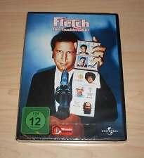 DVD Fletch - Der Troublemaker - Chevy Chase - Tim Matheson 1985 Neu OVP