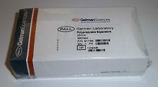 Polypropylene Separators Filters 25 Mm 500 Ct Pall 61756 Sealed Gelman