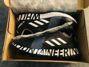 Adidas Terrex 2 White Mountaineering Black boa size 11 brand new