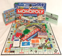 Monopoly Birmingham Edition Board Game 2014 Hasbro 100% Complete