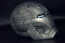 [ Metal ] CATTOYS 1/1 FULL Metal props  Iron Man MK42 XLII LED Helmet Replica