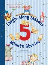 Laugh-Along Lessons: Laugh-Along Lessons 5-Minute Stories