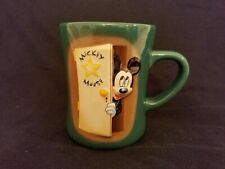 Disney Store - Mickey Mouse 3D Stage Door Mug