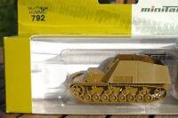 1:87 HO Ford G917T LKW mit Pak 36 r 7,62 cm Panzerjägerkanone Wehrmacht WWII