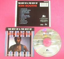 CD KEN BOOTHE The best of & the rest of 1994 ACTION REPLAY no lp mc dvd (CS24)