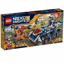 LEGO Nexo Knights 70322 Axl's Tower Carrier Building Kit (670-Piece)