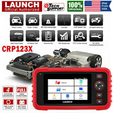 LAUNCH X431 CRP123X OBD2 Car Engine ABS Airbag SRS AT Diagnostic Scanner Tool