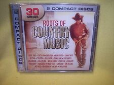 2 CD's    Jim Reeves,   Roots of Country Music