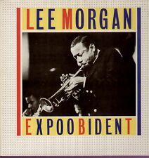 Morgan Lee, expoobident, Affinity 1985 ri of rare vee Jay lp-3015 LP rec.1960
