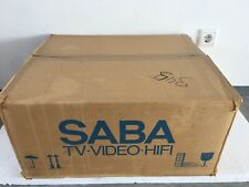 Saba VR 6024 VHS-Video Recorder ULTRACOLOR telecommander NUOVO OVP-dal distributore