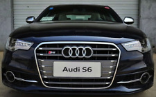 Atrapa grill Audi A6 2012-2015 styl S6 radiator grille