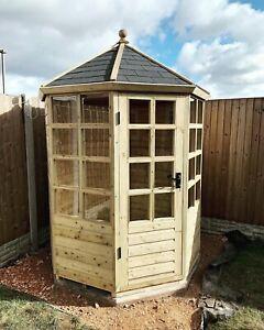 The Newstead / Garden Room / Octagonal Summerhouse / Garden Building