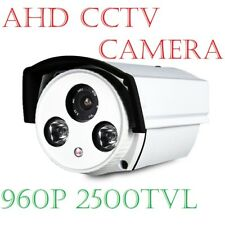 960P AHD Bullet Waterproof CCTV Camera CMOS Night Vision Home Security 2500TVL