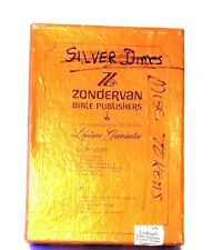 """Vintage 5"""" Zondervan Mini Bible Box"""