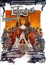 NEW DVD - LABYRINTH - 30th ANNIVERSARY - Jennifer Connelly, David Bowie