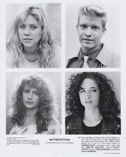 "Vintage Press Photograph Julia Roberts--""Satisfaction""--1988"