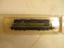 Atlas N-Scale Model Train Custom Painted Locomotive