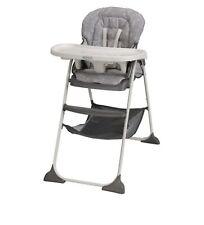 Graco 1927570 Slim Snacker High Chair - Gray
