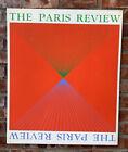 Original Richard Anuszkiewicz Op Art Silk Screen. The Paris Review. 1965. Signed