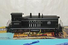 HO scale Athearn Southern Ry EMD SW7 switcher locomotive train