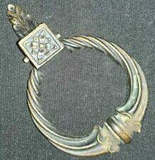 Manija de anillo