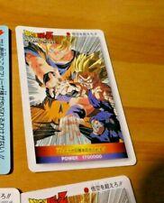 DRAGON BALL Z DBZ AMADA PP PART 22 CARD REG REGULAR CARTE 942 MADE IN JAPAN **