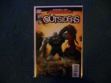 DC Comics; Outsiders, series 4, 'Doom's Day' pt. 2, #37, Apr '11. Uncert. VF+