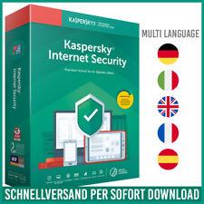 Kaspersky Internet Security 2021 | 1PC, 3PC, 5PC - Geräte | 1 Jahr, 2 Jahre