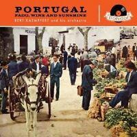 "BERT KAEMPFERT ""PORTUGAL FADO WINE.."" CD RE-RELEASE NEU"