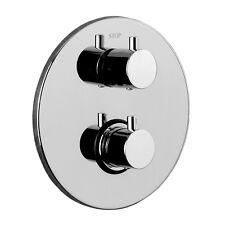 Miscelatore termostatico a incasso per doccia 3 uscite Light Paffoni