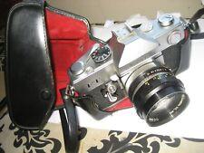 Petri FT 35mm Camera + Petri  & leather case ( No 747718 )
