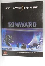 RIMWARD - Posthuman Studios ECLIPSE PHASE RPG Supplement Book