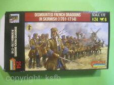 NEU 1:72 Strelets #254 Spanien Erbfolgekrieg Frankreich abgesessene Dragoner