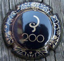 capsule de champagne billecart salmon  200 ans NR (tres rare)