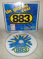 CD 883 - UN GIORNO COSI - SINGLE