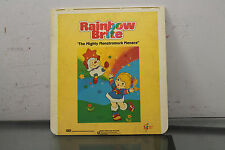 Rainbow Brite The Mighty Monstromurk Menace RCA SELECTAVISION CED VIDEODISC