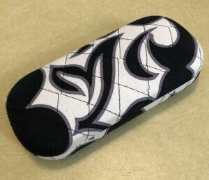 Vera Bradley Women's Glasses Black & White Geometric Pattern Hard Case