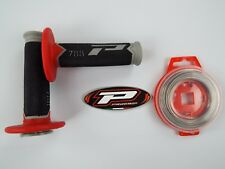 PRO GRIP 788 rojo Empuñaduras Alambre MOTOCROSS ENDURO Crf250 Crf450 CR85 cr125